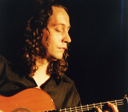 Flamenco Gitarrist Lesung
