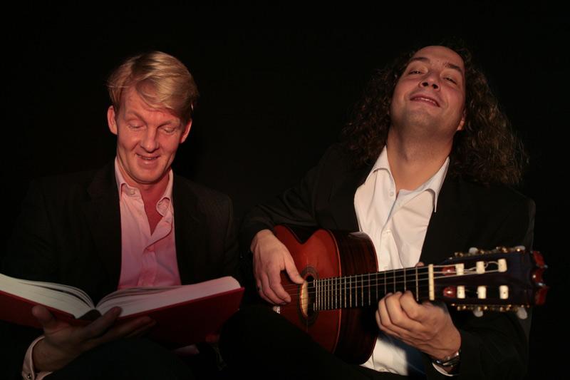 Rüdiger und Clemens